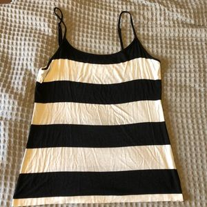 LOFT Striped Cami
